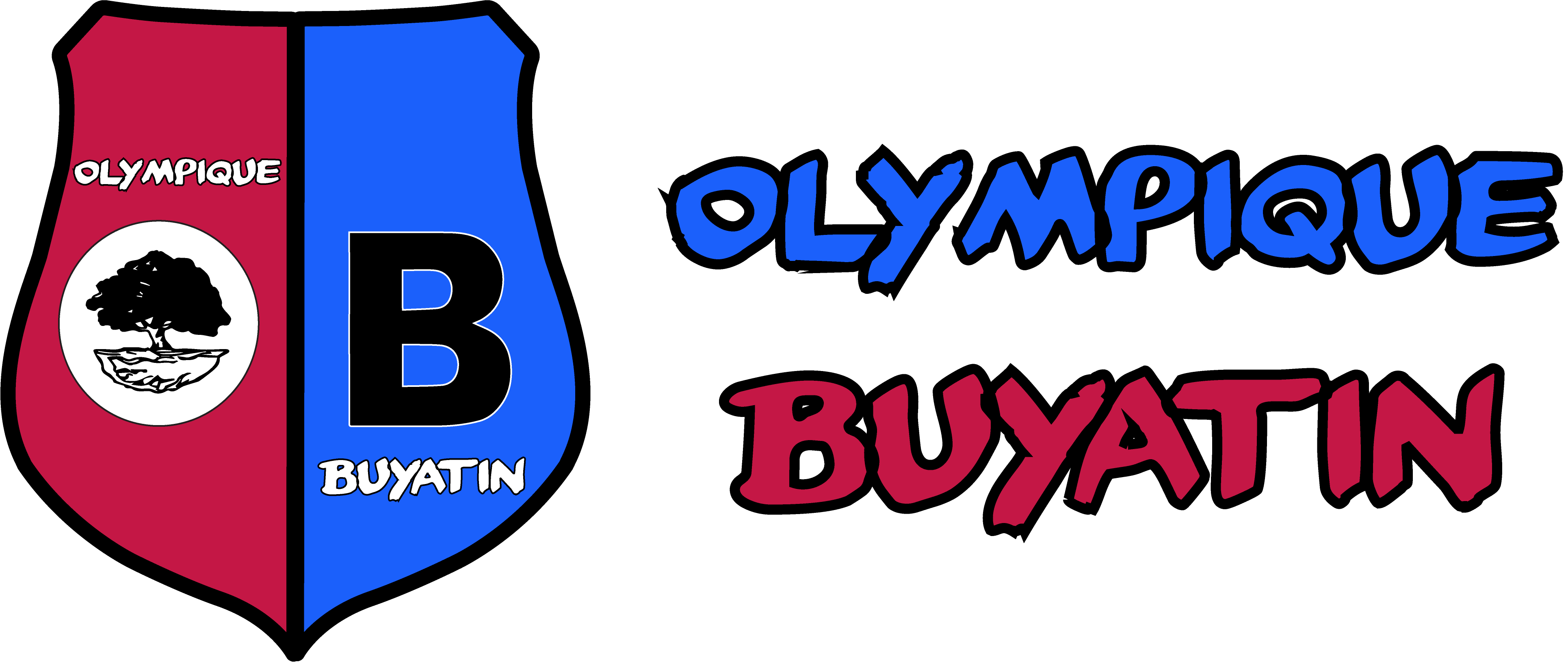 Grand logo Olympique Buyatin